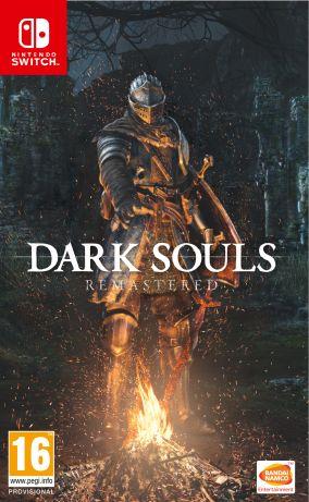 Immagine della copertina del gioco Dark Souls: Remastered per Nintendo Switch
