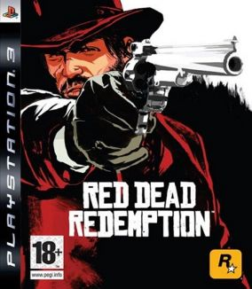 Copertina del gioco Red Dead Redemption per PlayStation 3