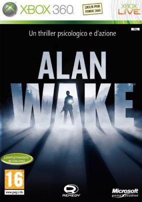 Immagine della copertina del gioco Alan Wake per Xbox 360