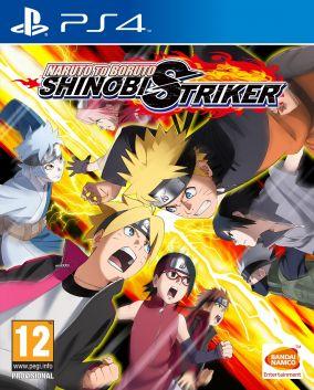 Immagine della copertina del gioco Naruto to Boruto: Shinobi Striker per PlayStation 4