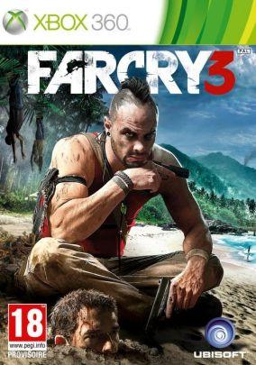Copertina del gioco Far Cry 3 per Xbox 360