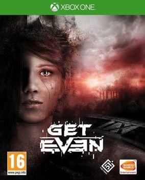 Copertina del gioco Get Even per Xbox One
