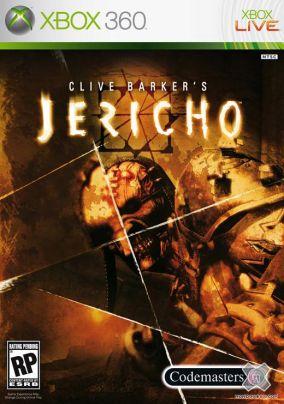 Immagine della copertina del gioco Clive Barker's Jericho per Xbox 360