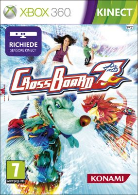 Copertina del gioco Crossboard 7 per Xbox 360