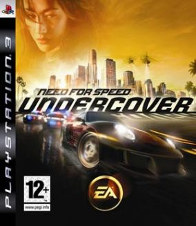 Copertina del gioco Need For Speed Undercover per PlayStation 3