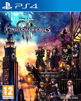 Immagine della copertina del gioco Kingdom Hearts 3 per PlayStation 4