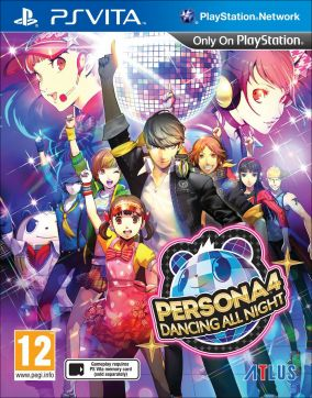 Copertina del gioco Persona 4: Dancing All Night per PSVITA