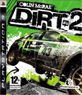 Immagine della copertina del gioco Colin McRae: DiRT 2 per PlayStation 3