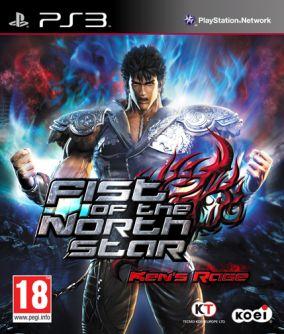 Immagine della copertina del gioco Fist of the North Star: Ken's Rage per PlayStation 3