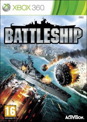 Copertina del gioco Battleship per Xbox 360