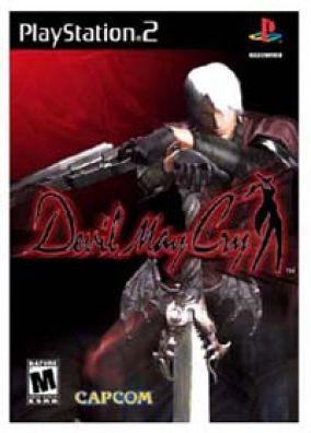 Immagine della copertina del gioco Devil May Cry per PlayStation 2