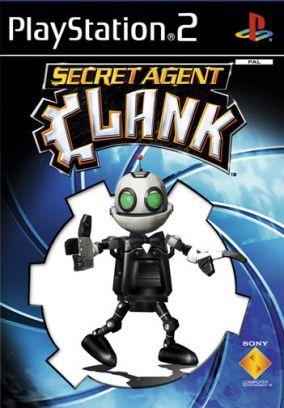 Immagine della copertina del gioco Secret Agent Clank per PlayStation 2