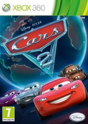 Copertina del gioco Cars 2 per Xbox 360