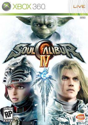 Immagine della copertina del gioco Soul Calibur IV per Xbox 360