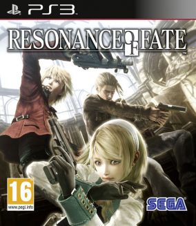 Copertina del gioco Resonance of Fate per PlayStation 3