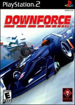 Immagine della copertina del gioco Downforce per PlayStation 2