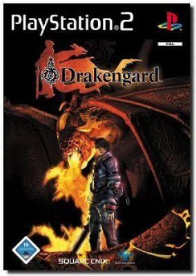 Copertina del gioco Drakengard per PlayStation 2