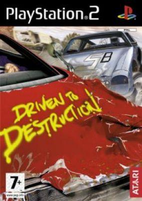 Immagine della copertina del gioco Driven to destruction per PlayStation 2