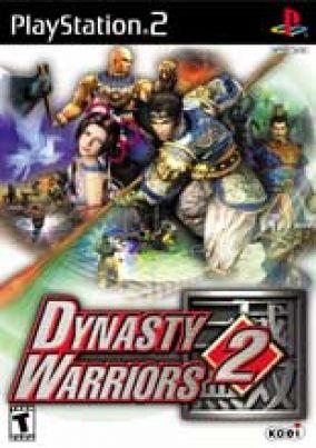 Copertina del gioco Dynasty Warriors 2 per PlayStation 2
