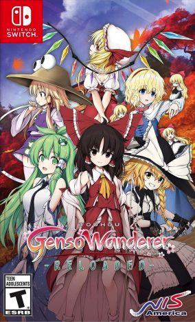 Immagine della copertina del gioco Touhou Genso Wanderer Reloaded per Nintendo Switch