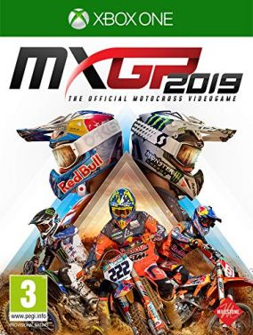 Copertina del gioco MXGP 2019: The Official Motocross Videogame per Xbox One
