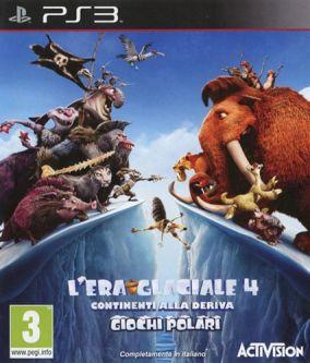 Copertina del gioco L'Era Glaciale 4: Continenti alla Deriva - Giochi Polari per PlayStation 3