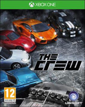Copertina del gioco The Crew per Xbox One