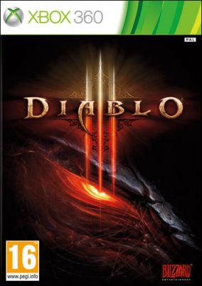 Copertina del gioco Diablo III per Xbox 360