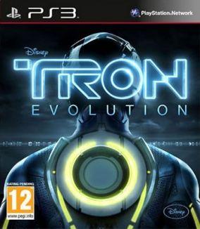 Copertina del gioco Tron Evolution per PlayStation 3