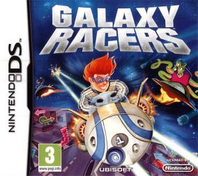 Copertina del gioco Galaxy Racers per Nintendo DS