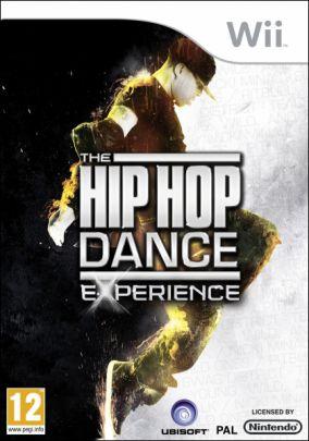 Copertina del gioco The Hip-Hop Dance Experience per Nintendo Wii