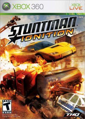 Immagine della copertina del gioco Stuntman: Ignition per Xbox 360