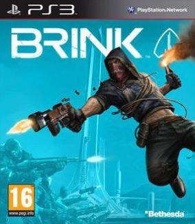 Copertina del gioco Brink per PlayStation 3