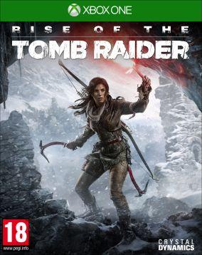 Immagine della copertina del gioco Rise of the Tomb Raider per Xbox One