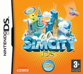Immagine della copertina del gioco SimCity DS per Nintendo DS