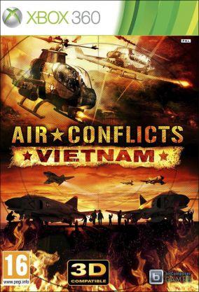Copertina del gioco Air Conflicts: Vietnam per Xbox 360