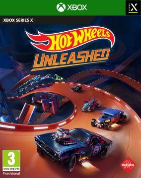 Copertina del gioco Hot Wheels Unleashed per Xbox Series X