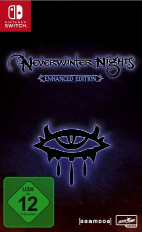 Copertina del gioco Neverwinter Nights: Enhanced Edition per Nintendo Switch