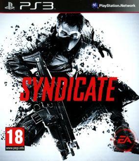 Copertina del gioco Syndicate per PlayStation 3