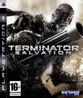 Copertina del gioco Terminator Salvation per PlayStation 3