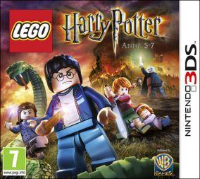 Immagine della copertina del gioco LEGO Harry Potter: Anni 5-7 per Nintendo 3DS