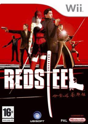 Immagine della copertina del gioco Red Steel per Nintendo Wii
