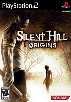 Copertina del gioco Silent Hill: Origins per PlayStation 2