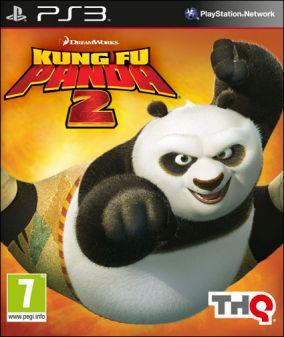 Copertina del gioco Kung Fu Panda 2 per PlayStation 3