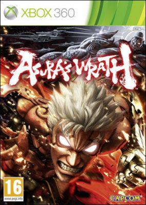 Copertina del gioco Asura's Wrath per Xbox 360
