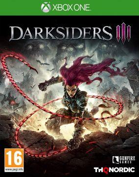 Immagine della copertina del gioco Darksiders III per Xbox One