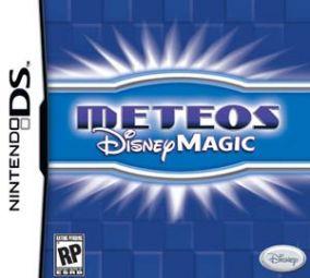 Immagine della copertina del gioco Meteos: Disney Magic per Nintendo DS