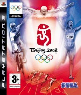 Copertina del gioco Beijing 2008 per PlayStation 3