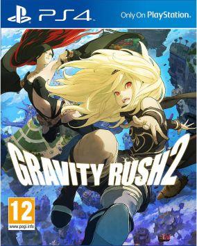 Immagine della copertina del gioco Gravity Rush 2 per Playstation 4