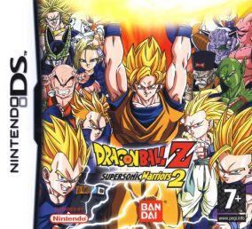 Immagine della copertina del gioco Dragon Ball Z: Supersonic Warriors 2 per Nintendo DS